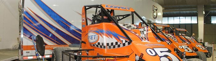 DIRT Midget: Loyet Motorsports Enters Six Drivers Into 26th Chili Bowl Nationals