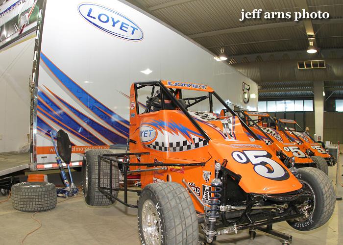 2011 Loyet Motorsports Chili Bowl