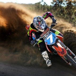 Alexah Pearson Dirt Bike Supercross Female Racer