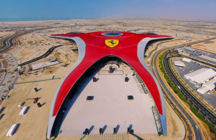 F1 Ferrari\u0027s Formula Rossa World\u0027s Fastest Roller Coaster
