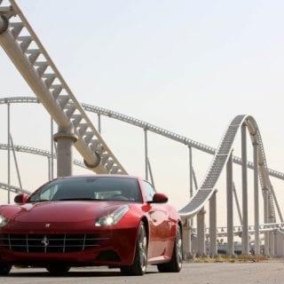 Worlds Fastest Roller Coaster Photos