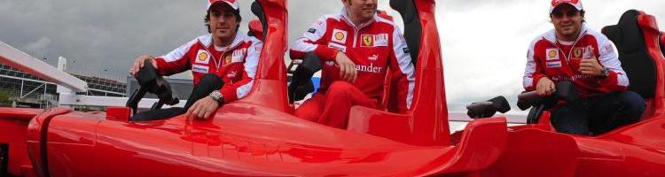 F1: Ferrari's Formula Rossa World's Fastest Roller Coaster at 150mph (VIDEO + PHOTOS)