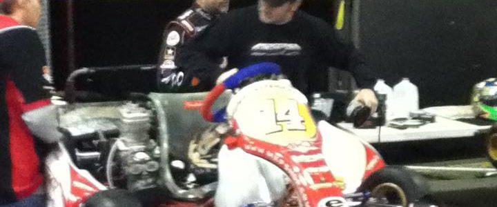 KARTING: Tony Stewart Wins Inaugural INDY Karting Classic