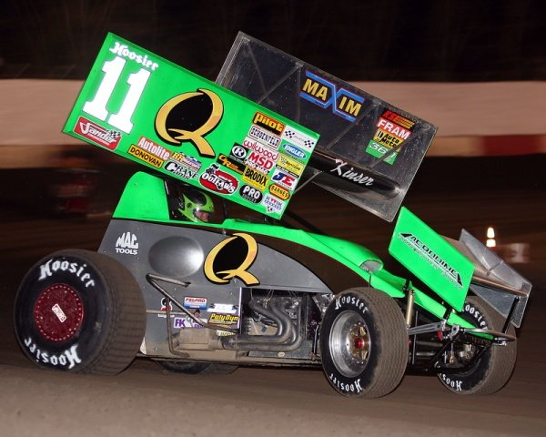 dirt sprint car 552 time woo winner steve kinser to undergo neck