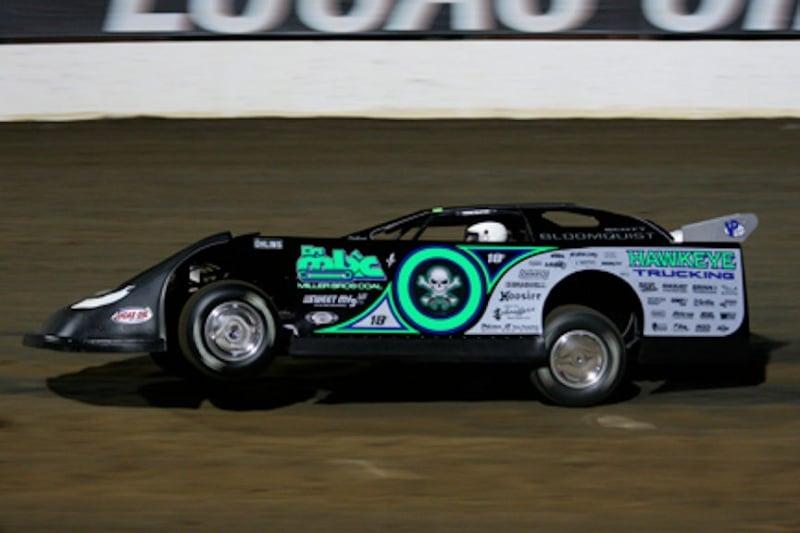 WoO Late Model Dirt Scott Bloomquist