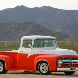 1956 Ford Truck - Hoots Rod and Customs