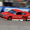 2011 Dodge Charger Chrysler Leaving NASCAR
