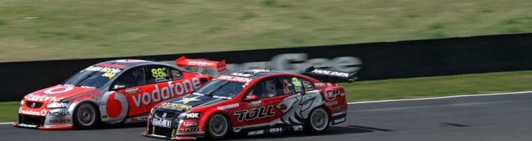 Tander/Percat Win Bathurst 1000 (VIDEO)