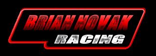 2012 Brian Novak Racing Logo