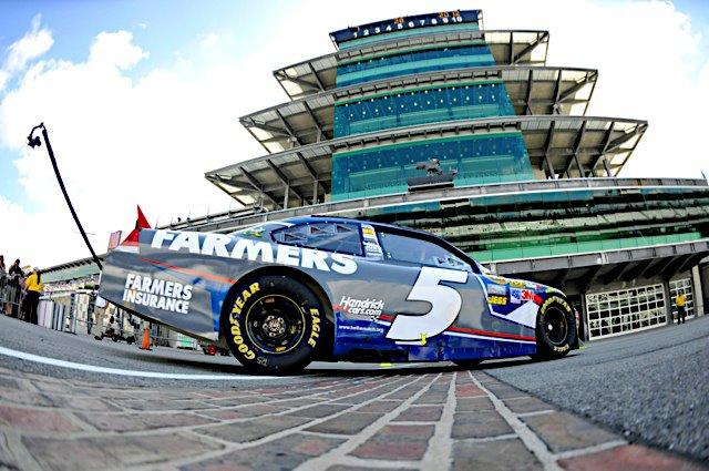 2012 Kasey Kahne Hendrick Motorsports Indianapolis Motor Speedway