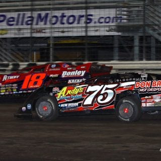 2012 Lucas Oil Knoxville Nationals At Knoxville Raceway (Dirt Late Model)