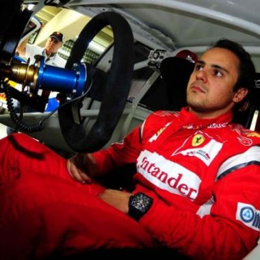 2012 Massa Interlagos Copa Fiat - Ferrari Driver