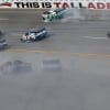 2012 Talladega NASCAR Nationwide Crash - Eric Mclure