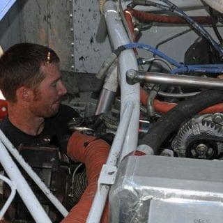 2012 Zack Huffman NASCAR K&N Pro Series West (Portland International Raceway)