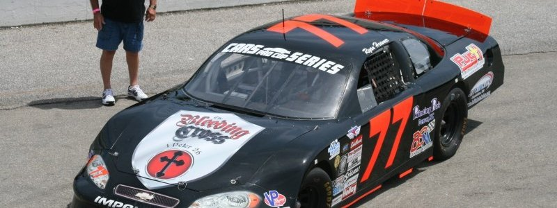 PRO CUP: Ryan Heavner Set To Compete At Caraway Speedway For First Time