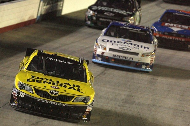 2012 NASCAR Nationwide Series, Bristol
