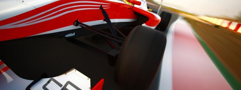 GP3: New 2013 Series Car Revealed In Monza (PHOTOS)