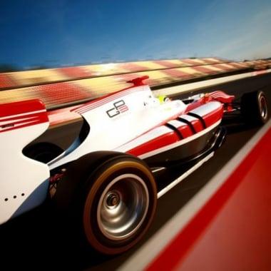 2013 GP3 Racecar