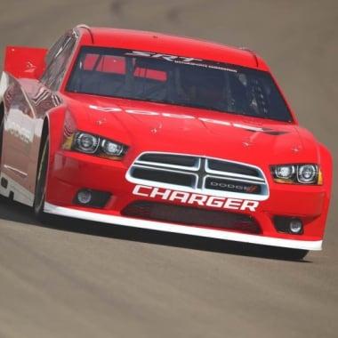 2013 NASCAR Dodge Charger Penske Racing Photos