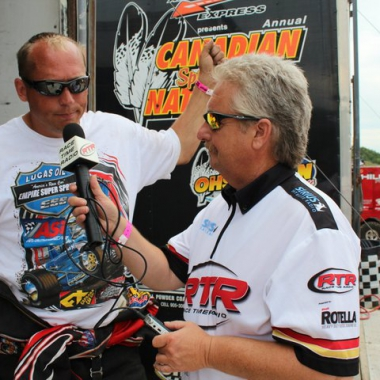 Race Time Radio Interviews World of Outlaw Drivers