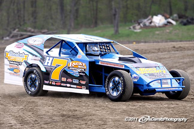 Dean McGee - H7 Racing Team Dirt Modified