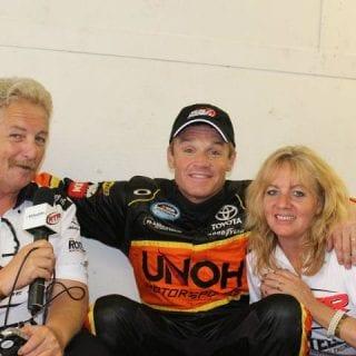 Race Time Radio Interviews NASCAR Star Kenny Wallace