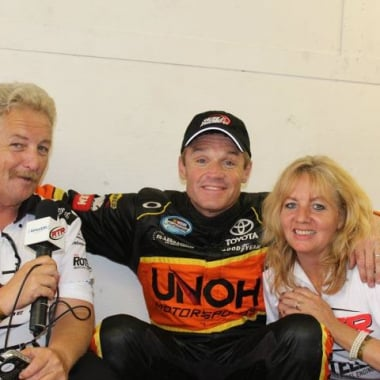 Race Time Radio Interviews NASCAR Star Kenny Wallace