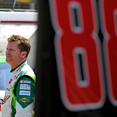 2012 Dale Earnhardt Jr (Bristol Motor Speedway) Hendrick Motorsports