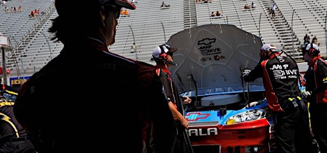 NASCAR CUP: Hendrick Motorsports Bristol Motor Speedway (PHOTOS)