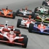 Dan Wheldon and Sam Hornish Duel 2006