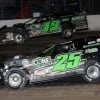 2012 World of Outlaw Late Models Down and Dirty 100 (Berlin Raceway)