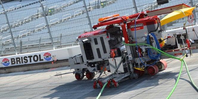 Bristol-Motor-Speedway-Track-Grinding-Machine