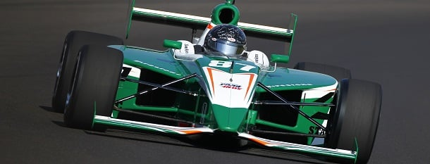 2012 Chase Austin Indy Lights