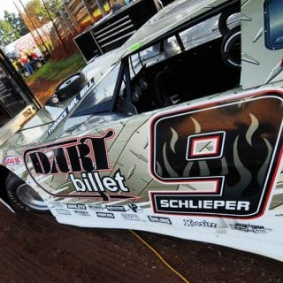 Dan Schlieper 2009 Car - Dirt Late Model