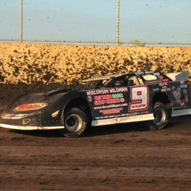 Dan Schlieper 2011 Car (Tri-City Speedway) - Dirt Late Model