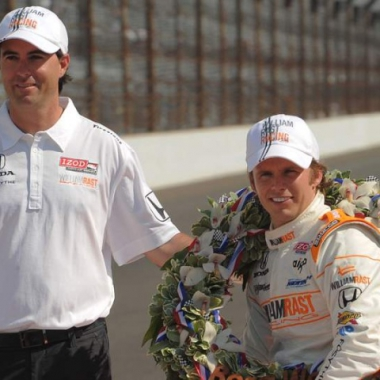 Dan Wheldon Indy 500 Winner Killed Dead Died Las Vegas