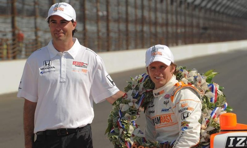 Dan Wheldon Indy 500 Winner Killed Dead Died Las Vegas
