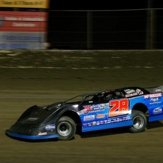 Dennis Erb Federated Auto Parts (I55-Raceway) Pevely, MO Dirt Late Model