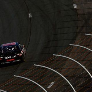 2012 NASCAR Denny Hamlin Wins (New Hampshire Motor Speedway)