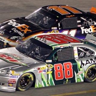 Earnhardt RIchmond NASCAR
