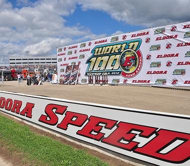 Eldora Speedway World 100 Photos