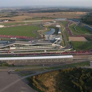 Ferrari Parade at Silverstone Circuit 964 Cars (World Record)