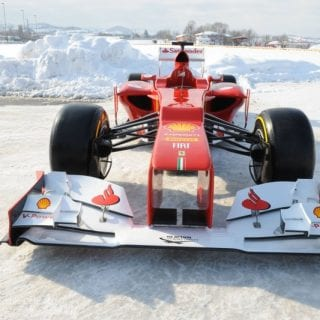 Ferrari F2012 Formula One Car Debut