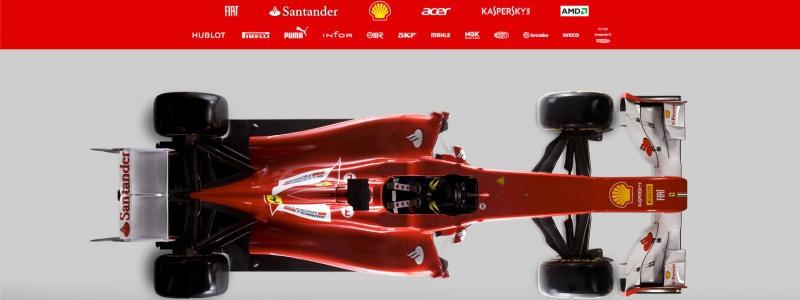 F1: Ferrari Launches F2012 Formula One RaceCar (Photos)