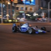 James Hinchcliffe Indy Drive Down Las Vegas Strip