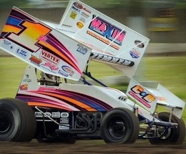 Jessica Zemken-Friesen Tony Stewart Racing Driver