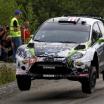 Ken Block Finland WRC Rally