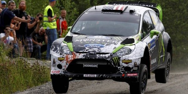 Ken Block Wins WRC Finland For The First Time (Video Highlights)
