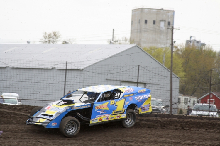Lance Dehm Racing - Sonic Drive In Dirt Modified
