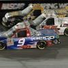 Max Papis NASCAR Truck Racing (Darlington Speedway)